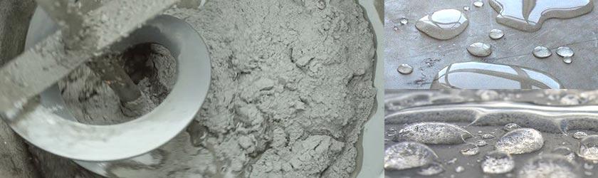 cement sealer solution
