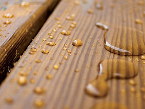hout sealer techniek waterdicht