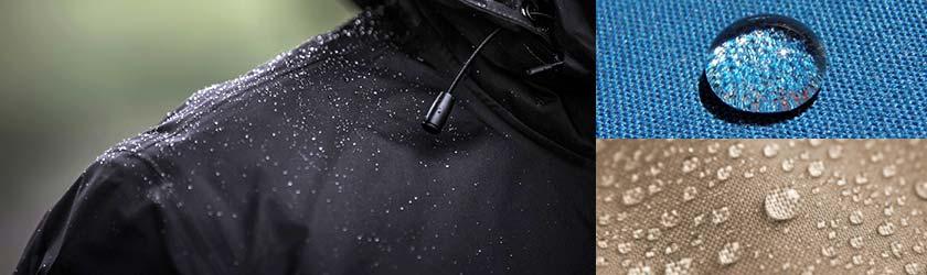 textiel impregneren, textiel waterafstotend maken, textiel waterdicht maken, texseal pro